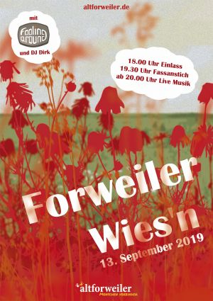 Forweiler Wiesn
