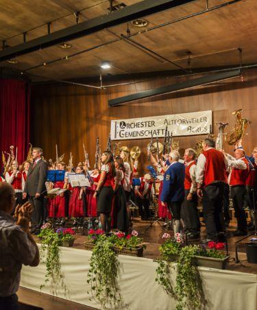 Jubiläumskonzert Orchestergemeinschaft